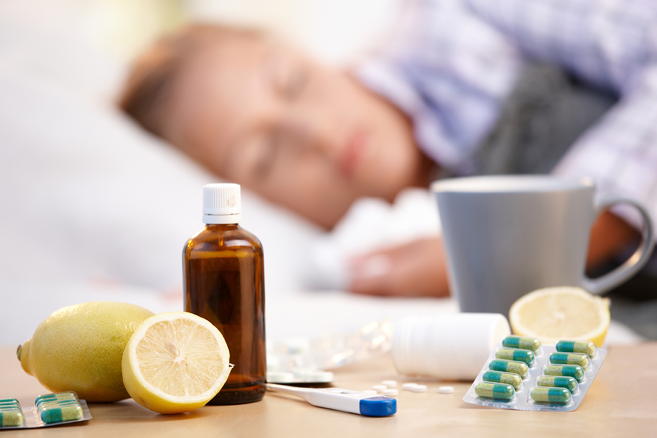 flu remedy